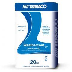 Гидроизоляция Террако Везеркоат SP белая 20 кг