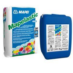 Гидроизоляция цементная Mapei Mapelastic компонент А 24 кг