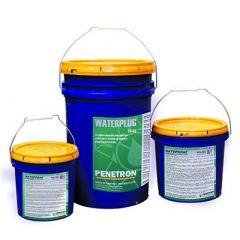 Гидроизоляция Пенетрон Ватерплаг 25 кг