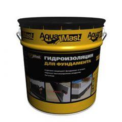 Мастика битумная Технониколь AquaMast для фундамента 18 кг