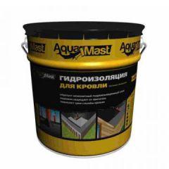 Мастика битумно-резиновая Технониколь AquaMast для кровли 18 кг