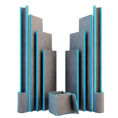 Панель Teplofom+ 10 XPS односторонняя 2500х600х10 мм 1,5 м2