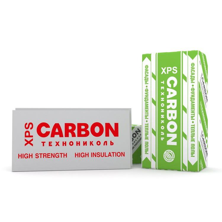 Теплоизоляция Технониколь Carbon Eco 1180x580x30 мм 13 шт